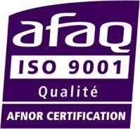 certificat qualité afnor